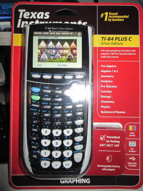Texas Ti-84 Plus Games